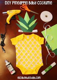 Birthday Halloween Costume Ideas Diy Sweet Pineapple Baby Halloween Costume Onesie Pineapple