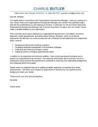 Hr Generalist Resume Samples Organizational Development Resume Sample Training And Development
