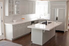 granite countertops with light cabinets personalised home design
