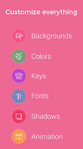 themes color keyboard color keyboard maker custom themes emoji apps 148apps