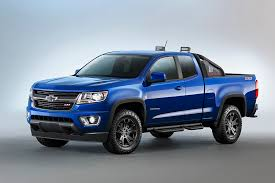 2015 Chevy Colorado Diesel Specs 2016 Chevy Colorado Trail Boss Hiconsumption