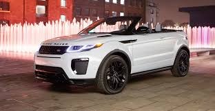 land rover convertible 4 door range rover evoque convertible revealed 84 440 ragtop in