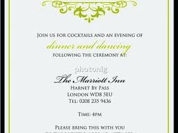 indian wedding reception invitation wording new wedding reception invite wording and invitation that says