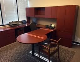 Knoll Office Desk U Shaped Office Desks At Arnold U0027s Office Furniture
