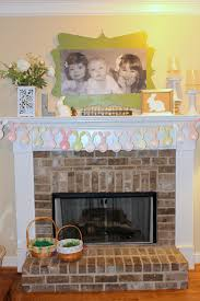 Easter Decorations On Mantel by Goat U0026 Lulu Easter Mantel