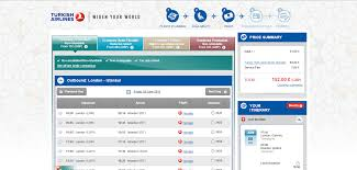 turkish airlines airline reviews and airline comparison minube net