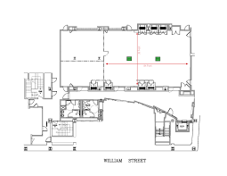 floor plan finance event and meeting space museum of american finance nyc