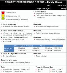 Project Report Template Word  a report template  report templates