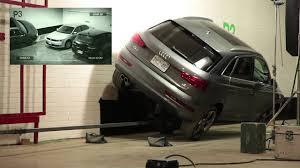 audi a7 parking the all agile audi q3 parking stunt the