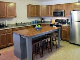 build a kitchen island with seating kitchen fascinating image of new on creative ideas kitchen