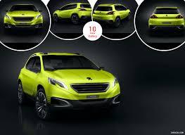 peugeot cars 2012 2012 peugeot 2008 concept caricos com