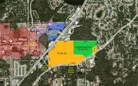 Sanford Florida Map Reagan Center Mixed Use Development Site Totalcommercial Com