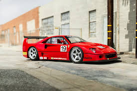 f40 auction extremely 1994 f40 lm sells on the auction block for