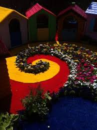 wizard of oz garden i the tin witch and