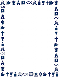 free religious borders clip art page borders and vector graphics