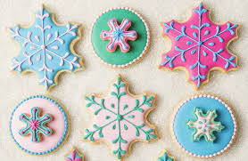 snowflake cookies snowflake cookies go bold with butter