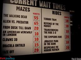 can you use a season pass for halloween horror nights springfield gets walls as halloween horror nights enters it u0027s