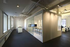 cost per square foot for an office interior fitout throughout