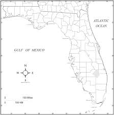 The Map Of Florida by Free Map Of Florida