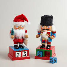 countdown nutcrackers set of 2 world market