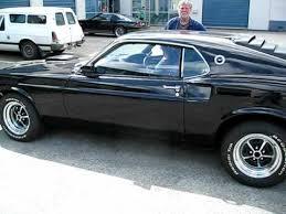 mustang fastback 69 1969 mustang fastback 351 restomod