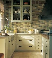 lyon pattern kitchen traditional with skylights stainless steel