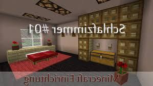 minecraft schlafzimmer haus renovierung mit modernem innenarchitektur schönes minecraft
