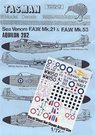Squadron Canopies by Ta220 Sea Venom Canopy Ta219 Raaf Boomerang Canopy 1 72nd Scale