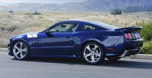 Blue And Black Mustang Kona Blue 2012 Saleen Sms 302 Ford Mustang Coupe Mustangattitude