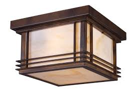 Craftsman Style Ceiling Light Stylist Design Ideas Mission Style Ceiling Lights Decoration