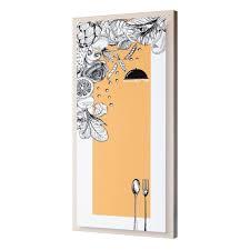 tableau blanc cuisine design tableau blanc cuisine et d coration photos avec magn tique
