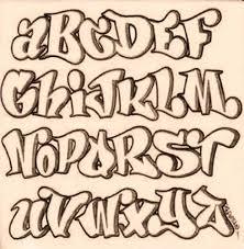 Imagenes Para Dibujar Letras Graffitis   letras de graffiti buscar con google graf pinterest letras
