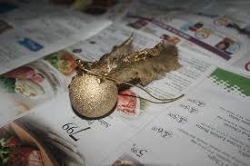 diy golden snitch ornaments pen pals