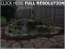 how to design backyard backyards fascinating how to design a garden pond with waterfall