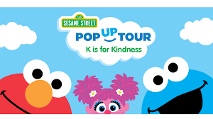 Stoneridge Mall Map Upcoming Events Sesame Street K Is For Kindness Tour About Kqed