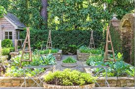Potager Garden Layout Plans My Potager With Raised Beds Potager Pinterest