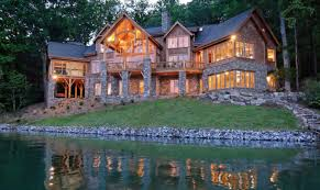 home plans country house luxury mountain building plans online