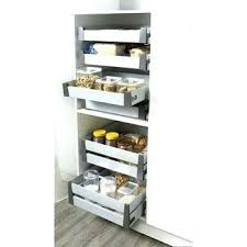 casier rangement cuisine casier rangement cuisine cuisine a hauteur pour cm bac de