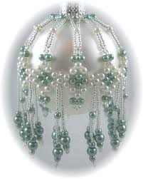 27 best beading images on beaded ornaments