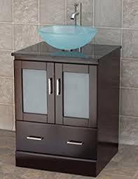 Solid Wood Bathroom Vanities 24