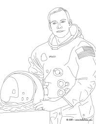 neil armstrong coloring pages hellokids com