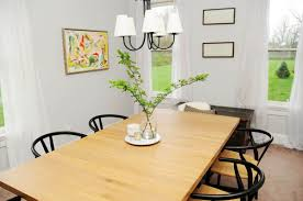 decorating ideas brilliant bright small dining room with black