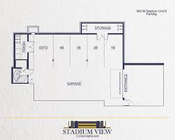 stadium floor plans floor plans