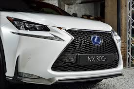 lexus nx300h business edition lexus nx says hi from milan design week in new pics autoevolution