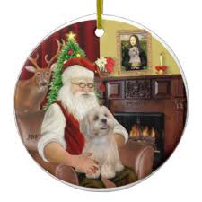 lhasa apso ornaments keepsake ornaments zazzle