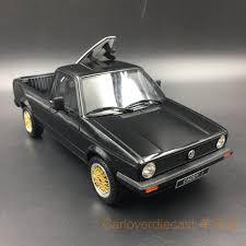 otto mobile volkswagen caddy resin scale 1 18 model ot665