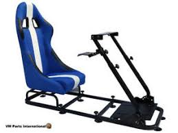 siege baquet gaming gaming racing simulator frame chair seat for