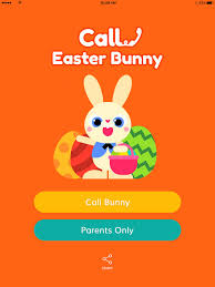 easter bunny call easter bunny on the app store