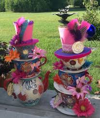 Mad Hatter Tea Party Centerpieces by 404 Best Party Themes Alice In Wonderland Images On Pinterest