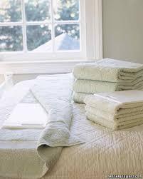 Towel Folding Ideas For Bathrooms Get Organized Diy Tips Martha Stewart